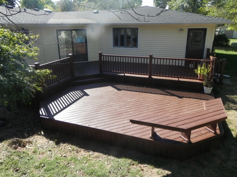 ground decking