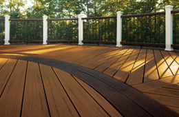 Trex Transcend Composite Decking Railing